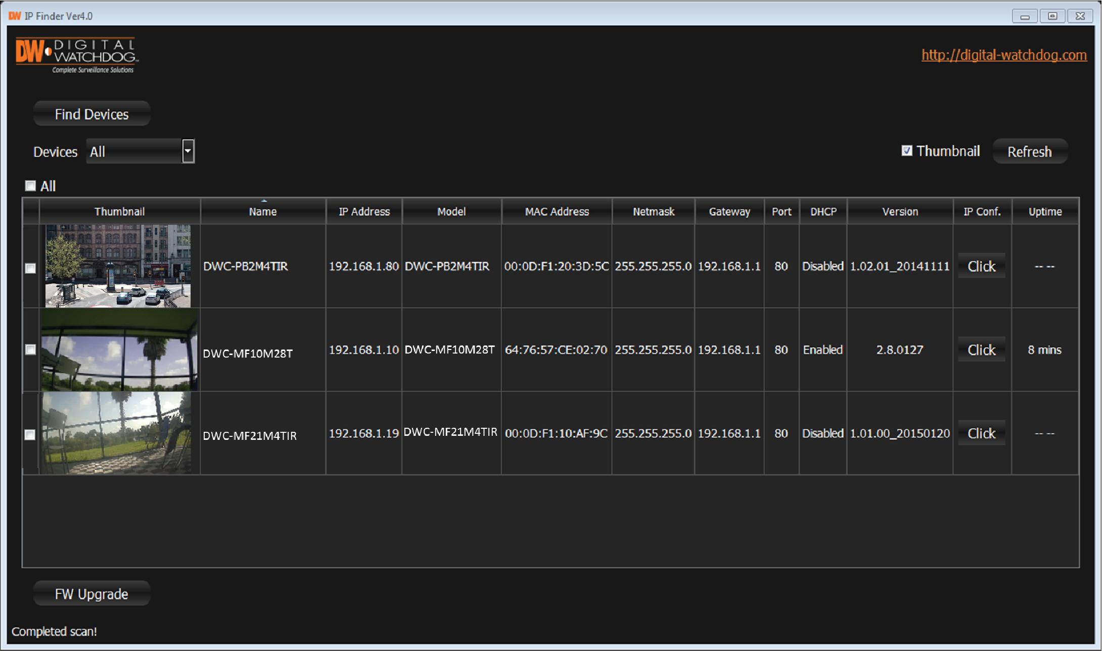 DW IP Finder™