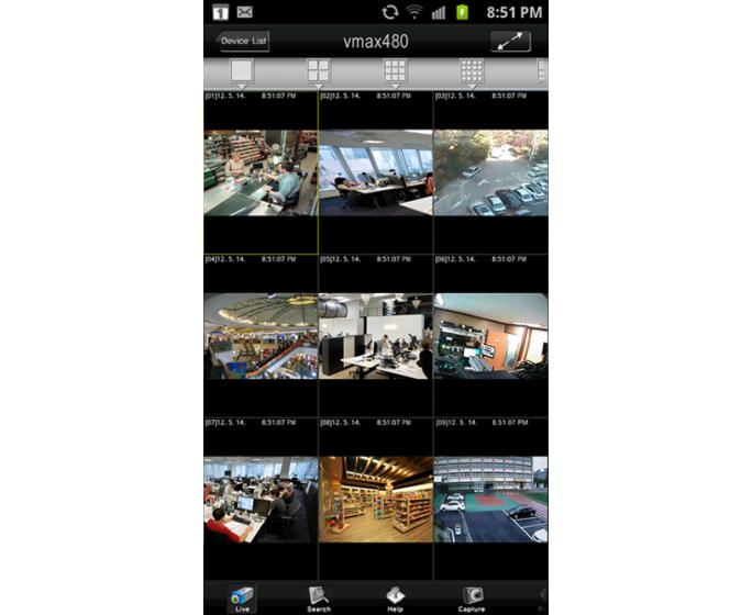 DW VMAX App
