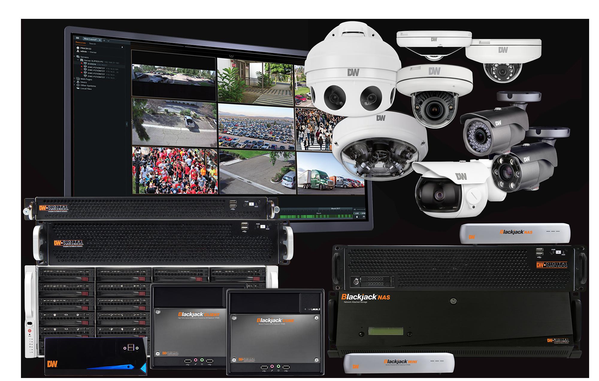 Digital Watchdog | Welcome