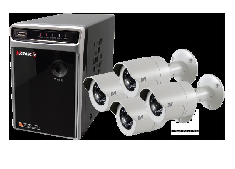 Dw 174 L Vmax Ip System Bundle