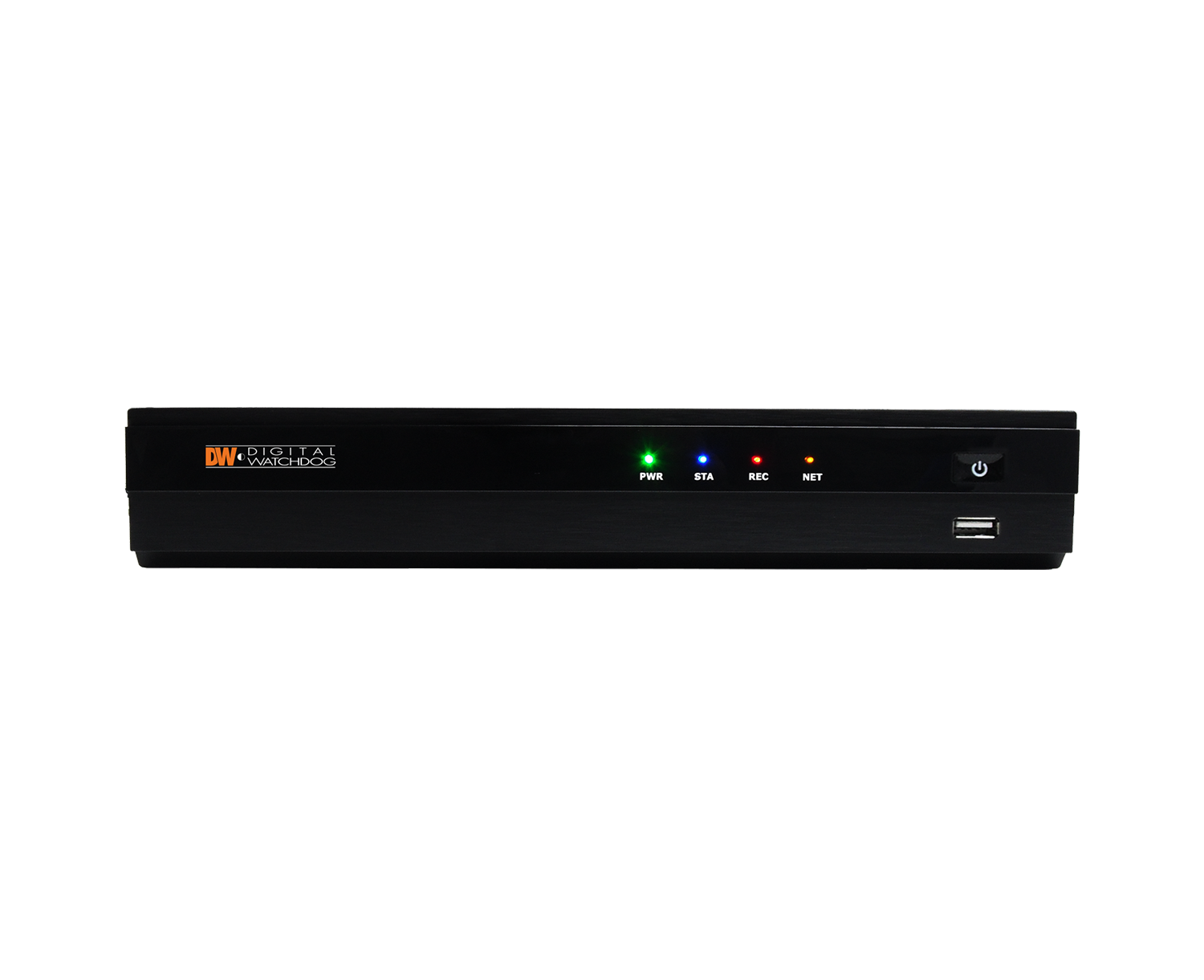 Vmax Ip Plus 4 Channel Poe Nvr With 5 Virtual Channels