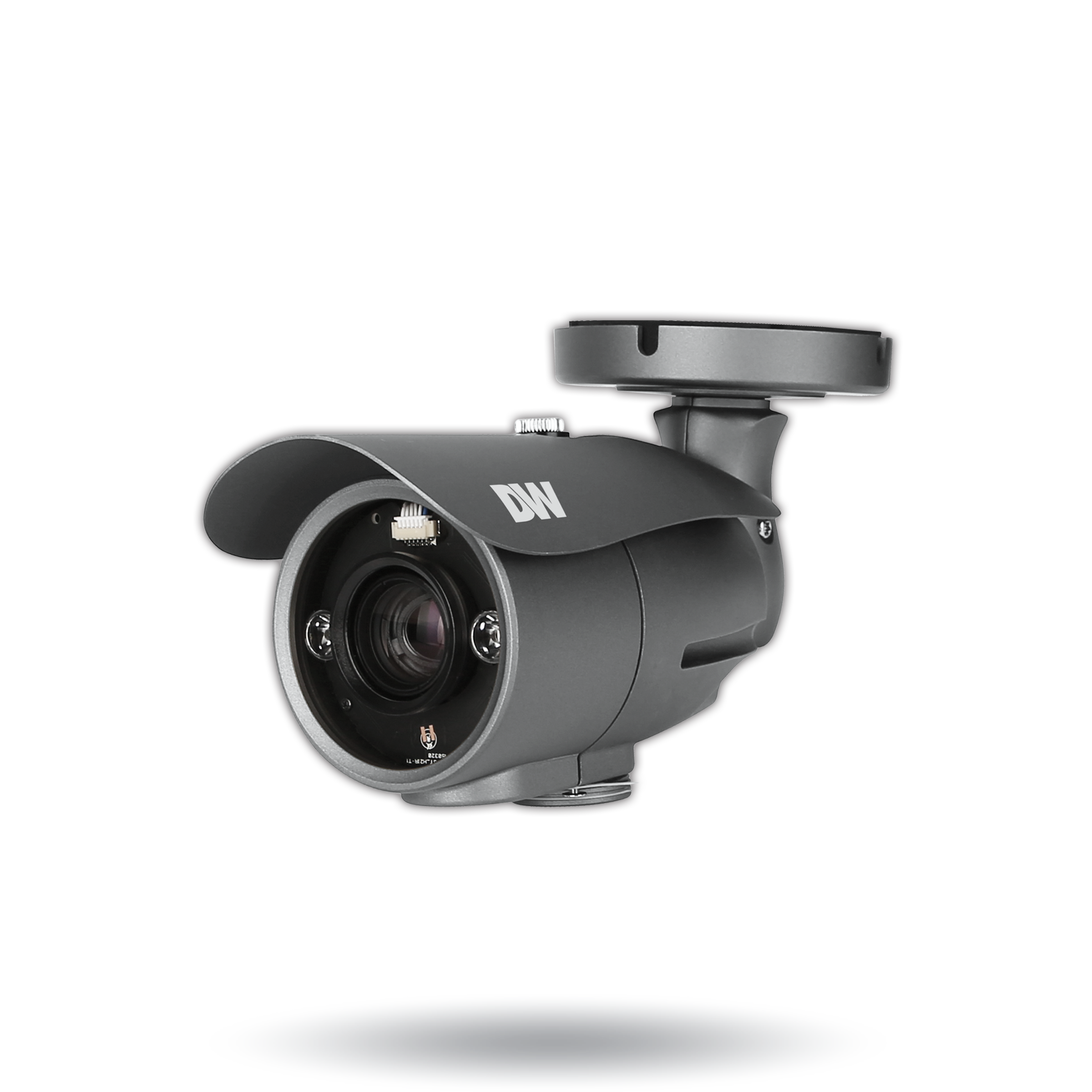 Universal HD over Coax® 2.1MP/1080p License Plate ... on