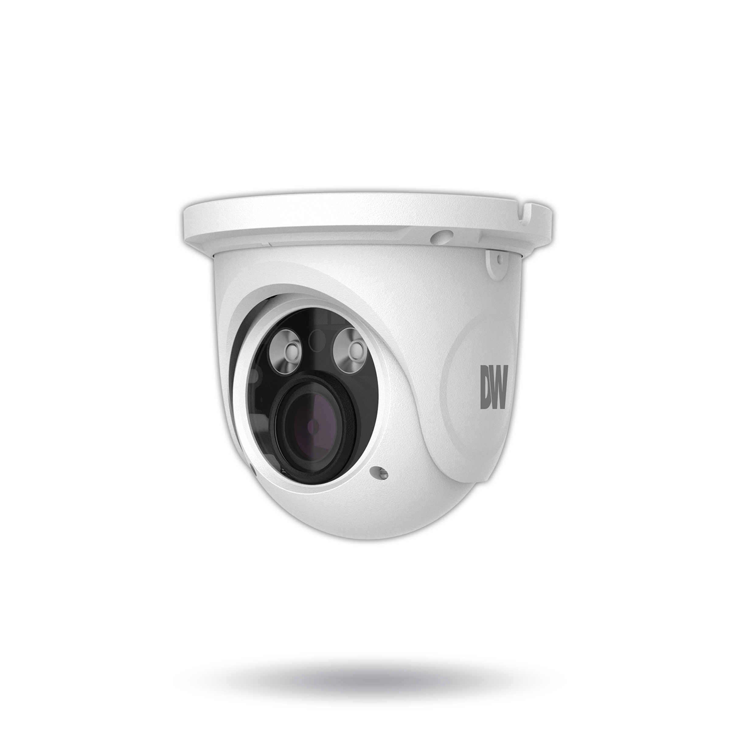MEGApix® 4MP Turret IP Camera with Vari-Focal and Analytics