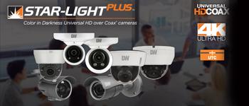 Digital Watchdog Star-Light Plus 4K Cameras