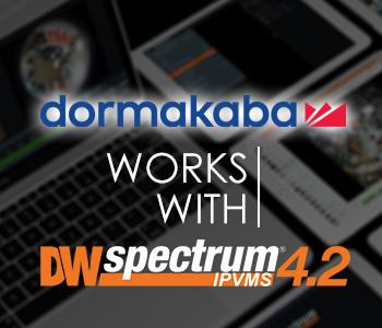 Works with DW Spectrum Webinar